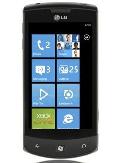LG actualiza el Optimus 7 E900 con Windows Phone Mango