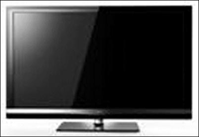 TV LED Net@TV 100Hz, diseño moderno, negros profundos