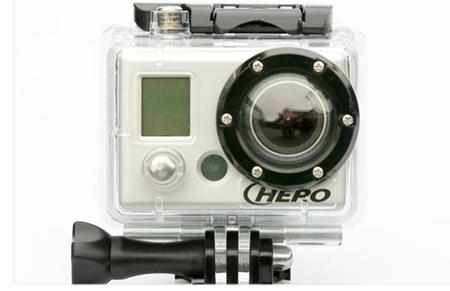 GoPro, la cámara para los aventureros.