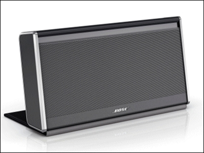 Bose Soundlink, sonido portátil con estilo