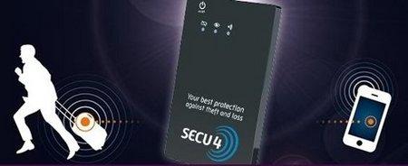 'Secu4Bags: convierte tu 'smartphone' en un dispositivo antirrobo