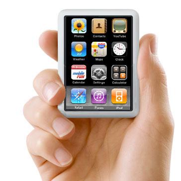 Apple incluye nuevas prestaciones en el iPod Touch y el iPod nano a un precio más asequible
