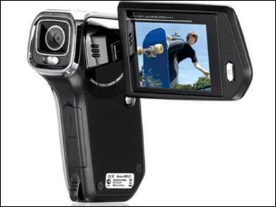 Videocámara de Alta Definición G-Shot HD525 de Genius