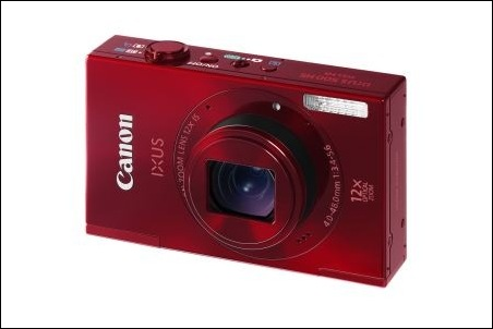 RED IXUS 500 HS FSL HOR