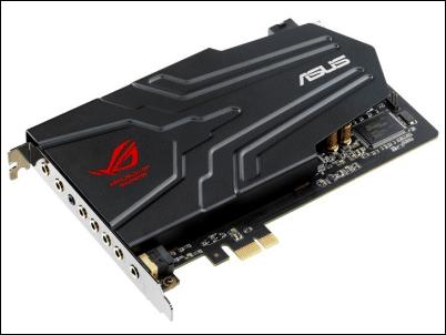 Asus ROG Xonar Phoebus – Tarjeta de audio para gaming
