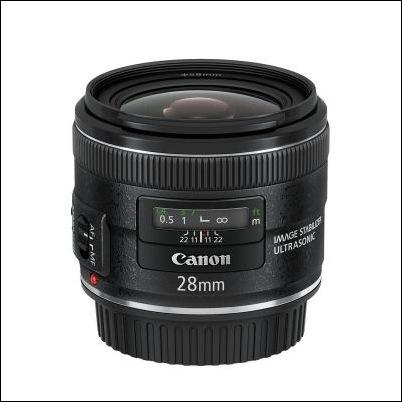 EF 28mm f2_8 IS USM FRA w CAP