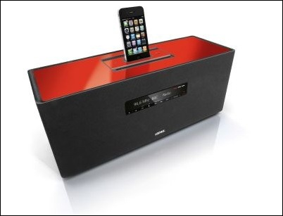 Loewe Soundbox, equipo compacto con reproductor CD