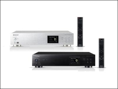 Reproductores de audio en red de Pioneer: compatibles con todo tipo de formatos, incluso FLAC y WAV de alta definición