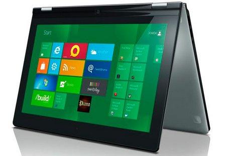 Lenovo quiere lanzar el primer 'tablet' con Windows 8