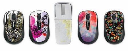 Microsoft presenta nueva colección de ratones