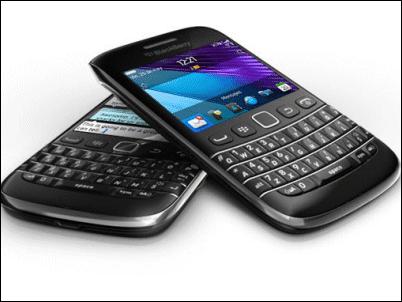 BlackBerry Bold 9790,un smartphone de alto rendimiento con pantalla táctil y teclado