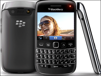 Movistar lanza en Espa&ntilde;a el BlackBerry Bold 9790
