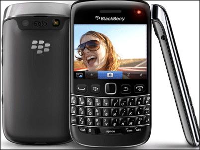 Movistar lanza en España el BlackBerry Bold 9790