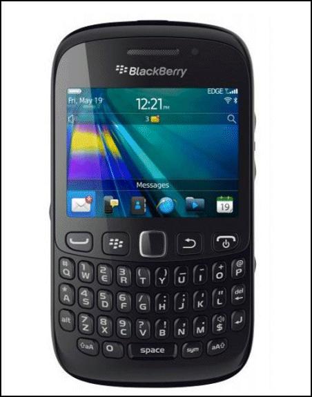 BlackBerry Curve 9220, un nuevo smartphone fácil de usar y asequible