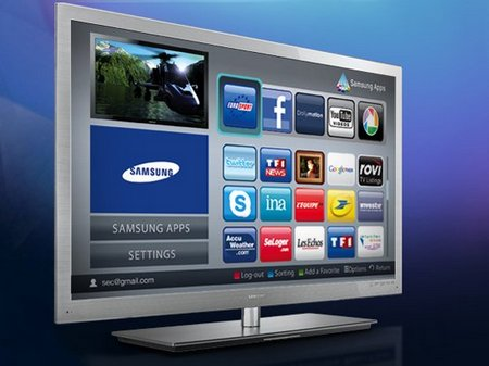 Solo el 50% de los usuarios del Smart TV de Samsung la ha conectado a Internet