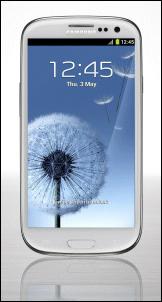Samsung revoluciona los smartphones con el Galaxy SIII