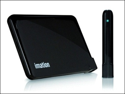 Imation Apollo M-100, 1 TB de capacidad