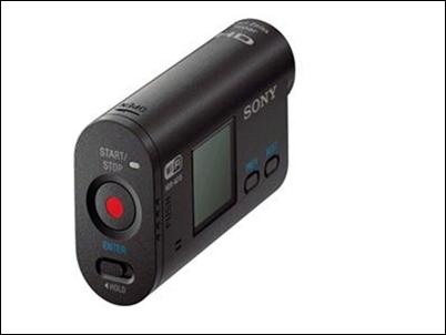 Action Cam con Wi-Fi de Sony, para vivir la aventura más extrema