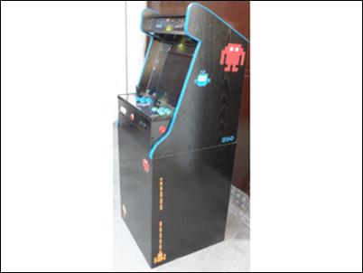 """Bricoarcade, un """"arcade profesional"""" de los 80 para tu casa"""
