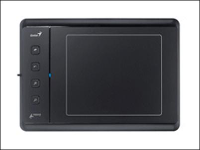 Genius EasyPen M506, tableta gráfica para zurdos y diestros