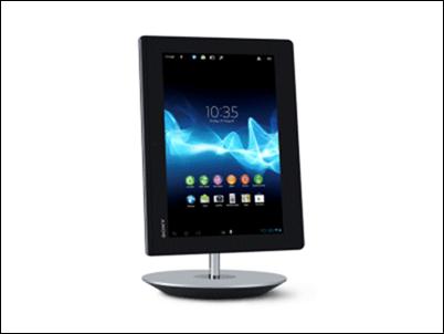 Xperia Tablet S de Sony y deja volar tu imaginación