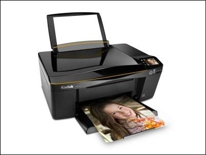 Kodak abandona la venta de impresoras de inyección de tinta