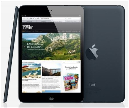 Apple retira del mercado el iPad Mini lanzado en 2012