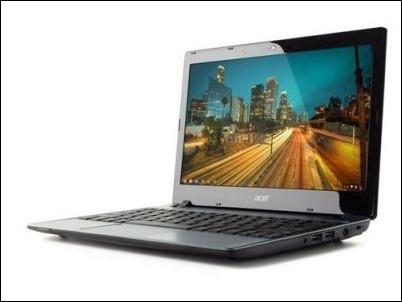 Los Chromebooks se acercan a España