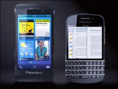 El nuevo Blackberry 10 será lanzado el 30 de enero del 2013