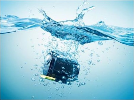 Sony Action Cam Full HD- AS15
