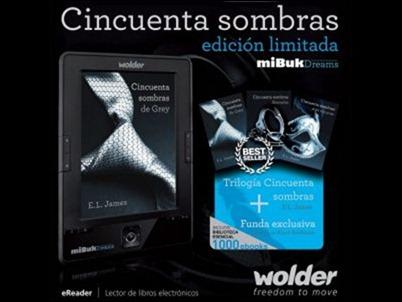 Wolder miBuk DREAMS CINCUENTA SOMBRAS GIFT OK