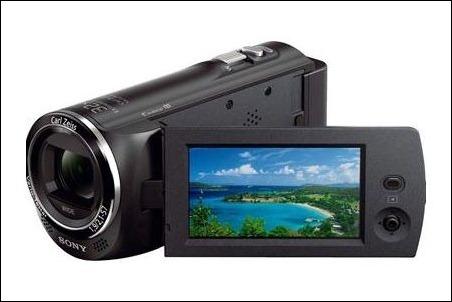 Sony.Handycam-CX220 BK