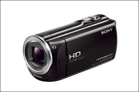 Sony.Handycam-CX320 BK