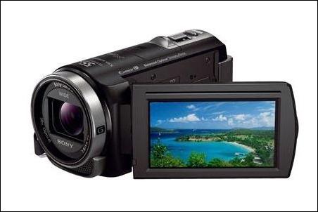 Sony.Handycam-CX410