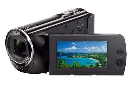 Sony.Handycam-PJ220 BK