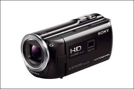 Sony.Handycam-PJ320 BK