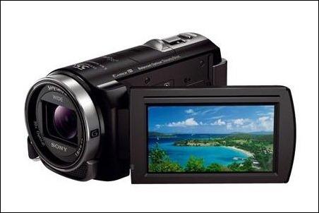 Sony.Handycam-PJ420 BK