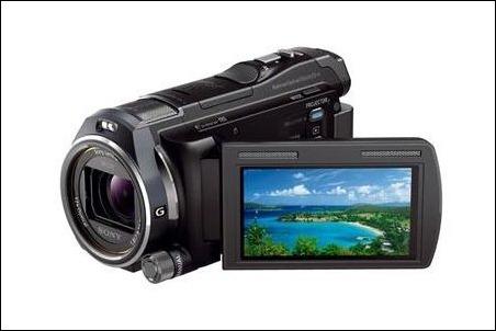 Sony.Handycam-PJ650 BK