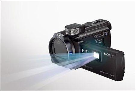 Sony.Handycam-PROYECTOR