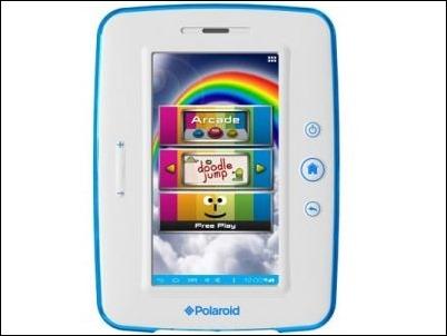 Tablet-Polaroid-Kids