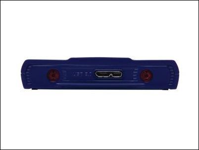 Verbatim Disco Duro Portátil GT USB 3.0 con 1TB de capacidad