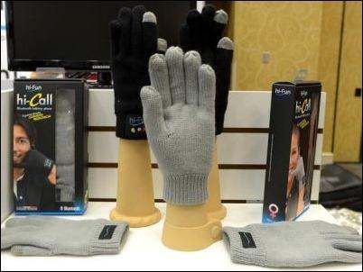 CES 2013: En guantes, relojes o uñas; los smartphones buscan ocultarse