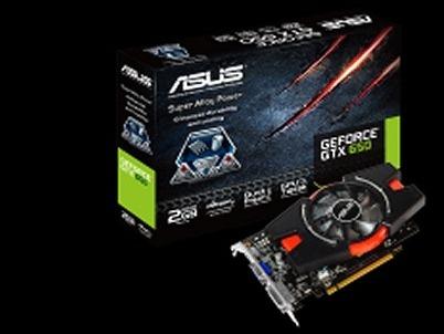ASUS presenta la gráfica GeForce GTX 650-E