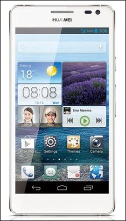 Huawei Ascend P2-02