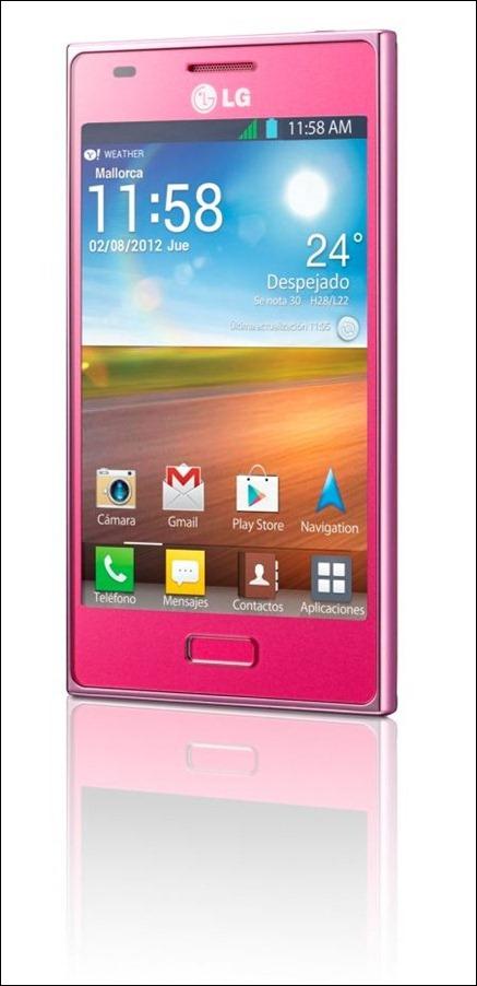 LG-Optimus-L5-Pink Edition