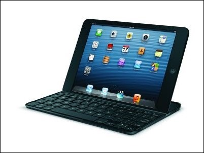 Logitech Ultrathin Keyboard Cover, ahora para iPad Mini