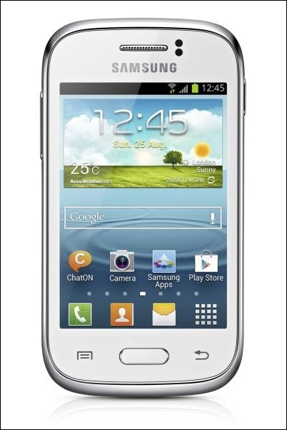 Samsung GALAXY Young SS