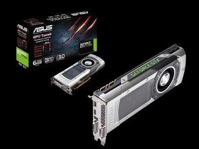 Tarjeta gráfica GeForce GTX Titan de Asus: la más potente para gamers