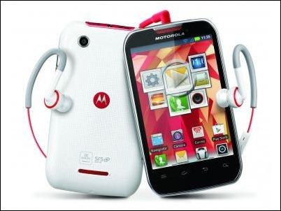 Motorola-MotoSmart MIX
