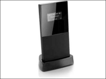 MWC 2013: Alcatel One Touch Link Y800, estación Wifi 4G